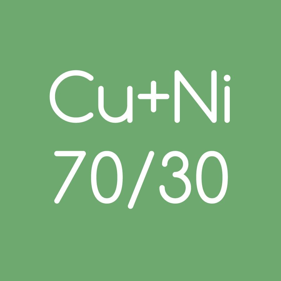 Cu+NI 7030 sin