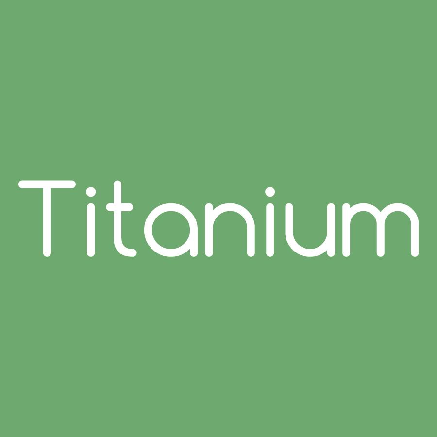 Titanium sin